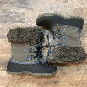 NWOT Khombu The Slope Winter/snow/rain duck boots